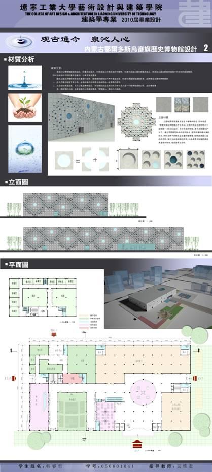 2010届建筑学专业优秀毕业设计