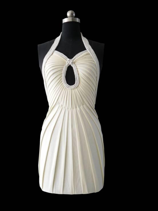 服装设计与工程09级服装立体构成优秀作业-艺术设计